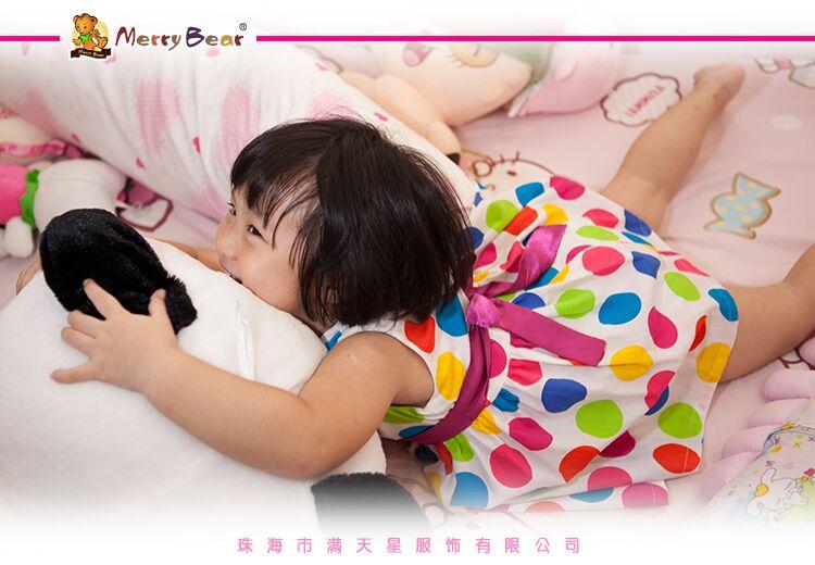 中国珠海格纳熊童装品牌招商代理