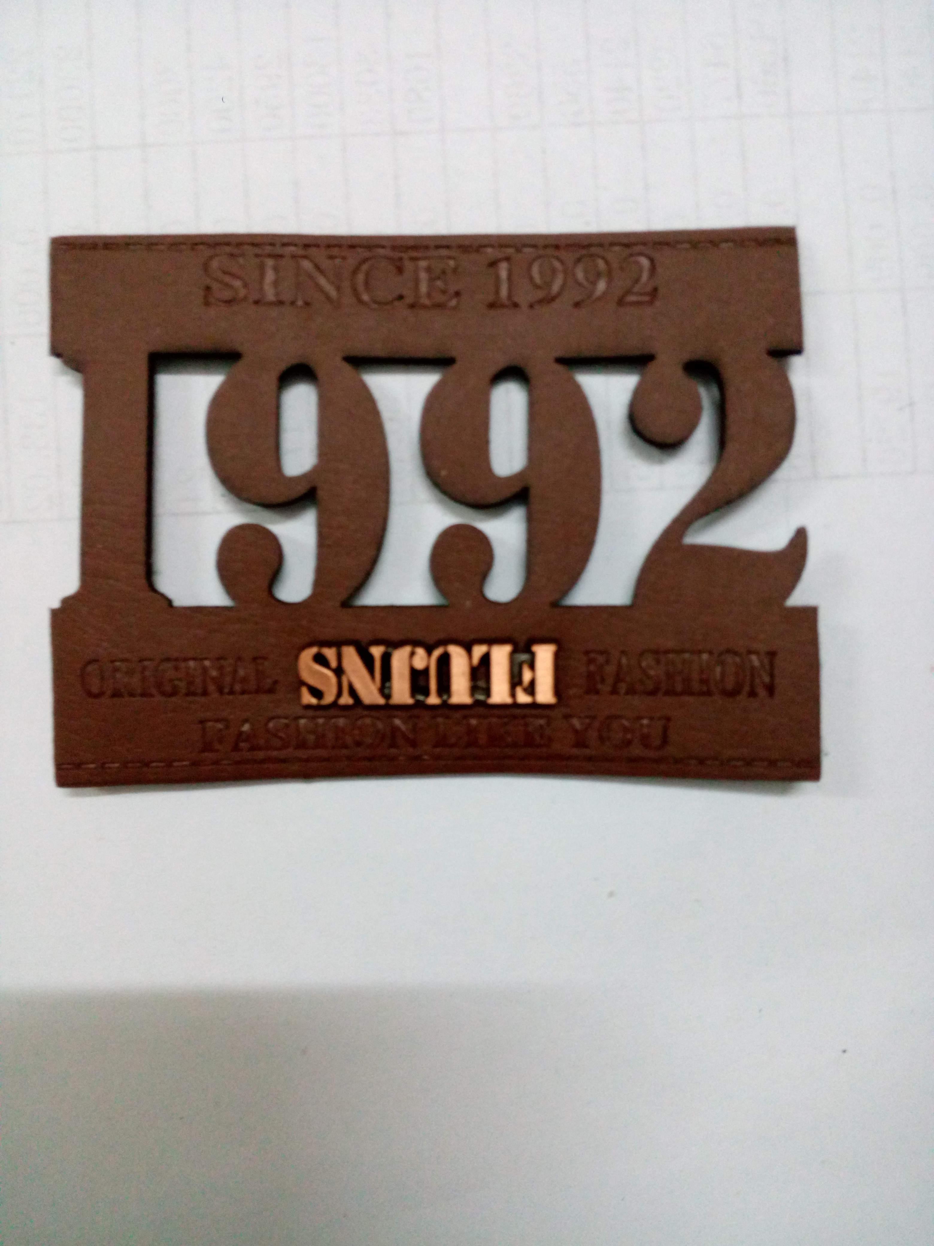 泉州价格合理的皮牌供应——泉州五金皮标厂