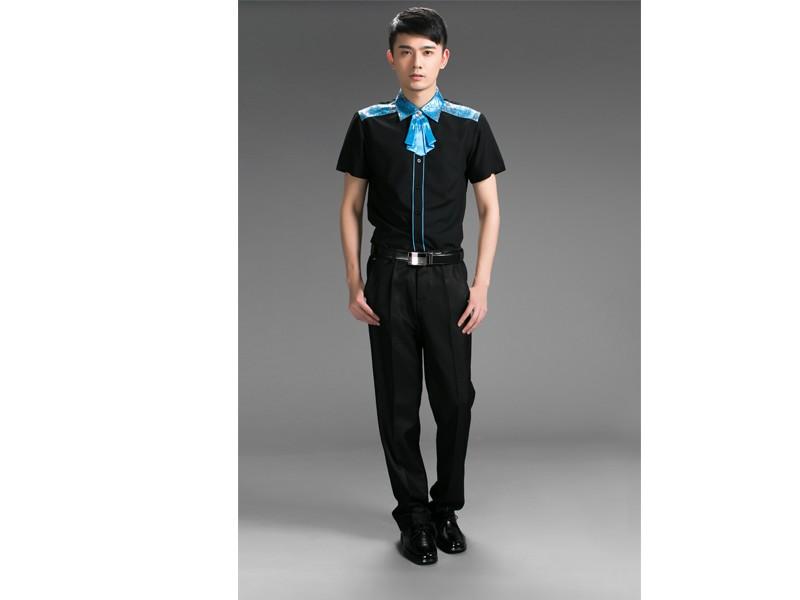 龙丽儿专业提供品牌最好的KTV少爷公主服 便宜的上海酒吧工作服