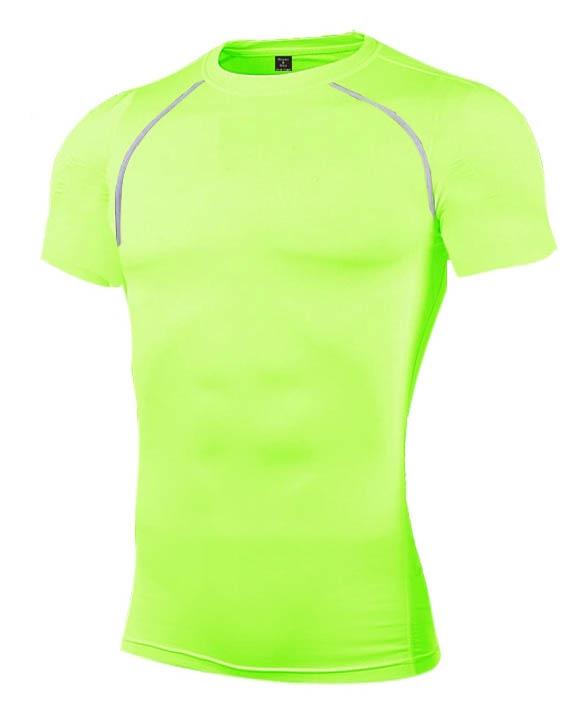长期供应Pro紧身衣男长袖运动T恤篮球运动服训练服