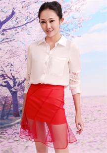 【红雨竹】品牌女装  坚持物美价廉  开店步步为赢