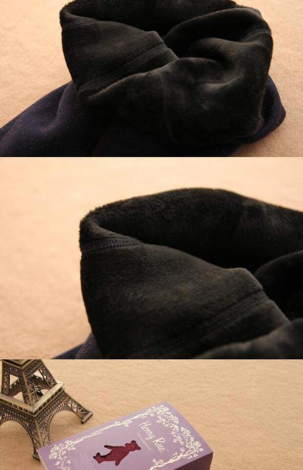 广州沙河秋冬新款加绒弹力保暖打底裤批发时尚外贸单层踩脚裤子女装厂家批发