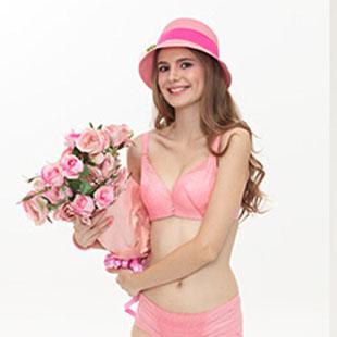 浪漫春天-让每个东方女性都穿上最适合自己的内衣