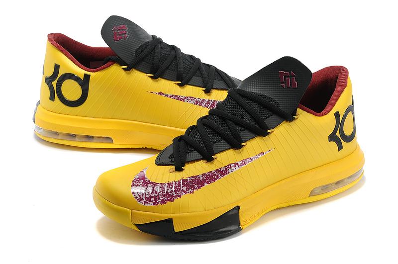杜兰特6代篮球鞋 耐克篮球鞋批发 耐克气垫鞋 杜兰特篮球鞋
