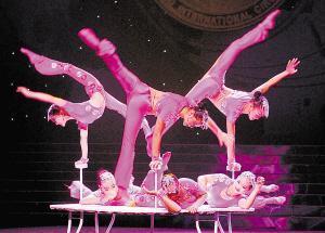 北京炫舞蜻蜓专业提供最有品质的杂技艺术表演服——湖北杂技艺术表演服