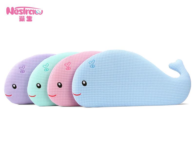 婴儿枕头低价批发|福建实惠的巢生3D婴儿卡通枕供销