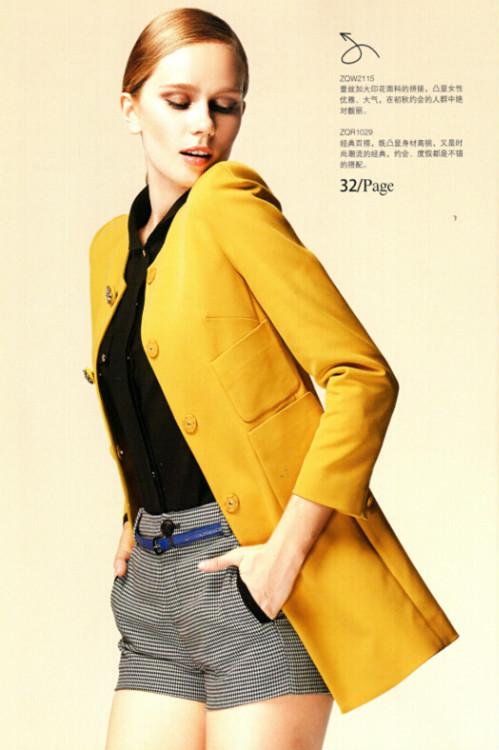 广州大牌羽绒服品牌折扣女装加盟