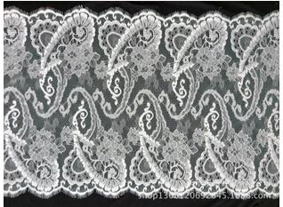 东拓针织——优秀的眼睫毛蕾丝面料提供商|杭州眼睫毛蕾丝面料