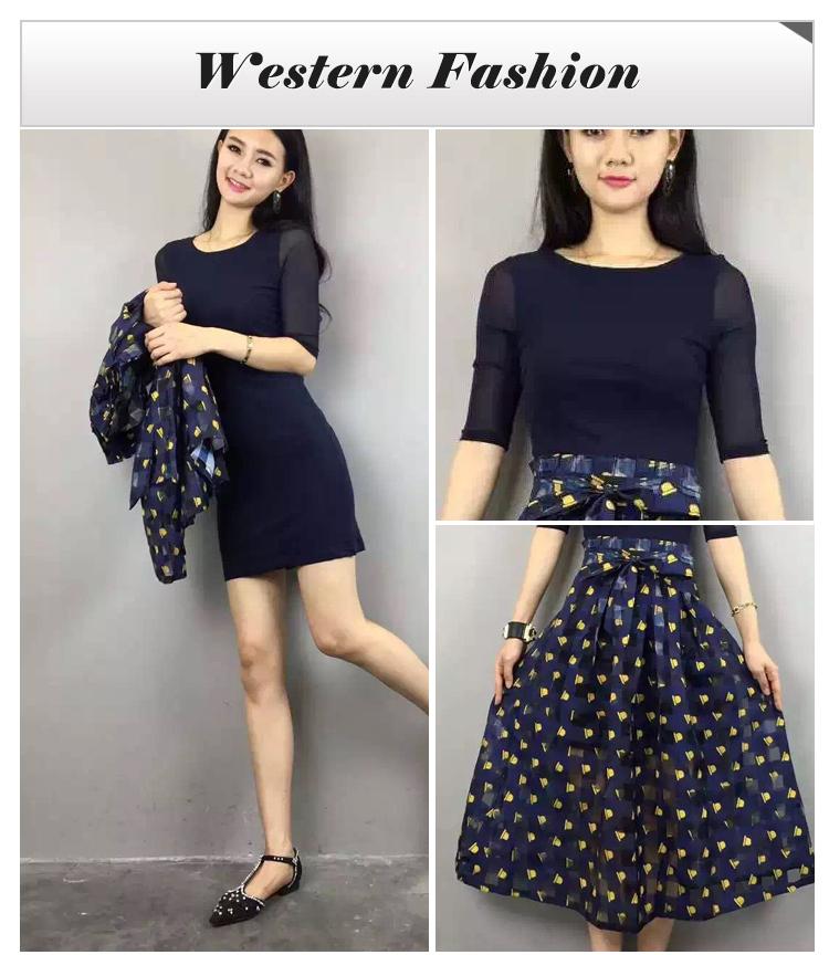 女装折扣价格——质量可靠的外贸原单女装批发供应