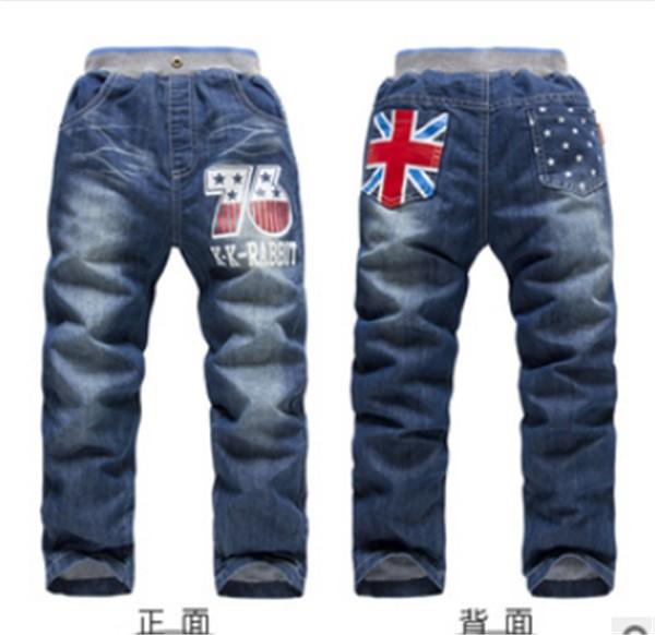 大童牛仔裤代理加盟:哪里有卖最优惠的儿童牛仔长裤
