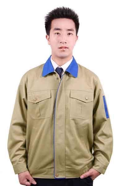 萍乡沃克迪威1013款涤棉加厚工作服劳保服厂服
