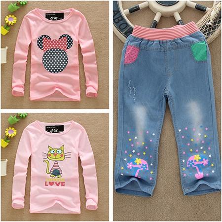 厂家直销秋季童装批发网韩版秋季儿童服装网上批发市场网站