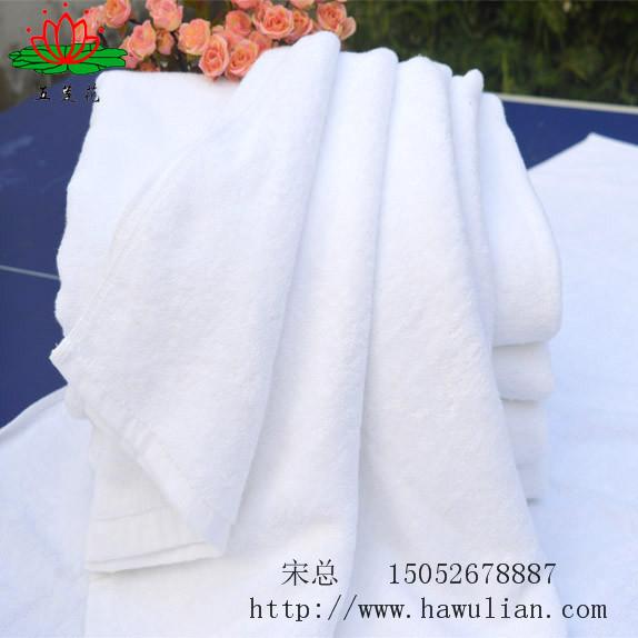 纯棉21线400g浴巾厂家直销70140cm大浴巾