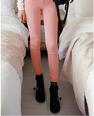 15年新款韩版铅笔裤批发精品修身长裤女装铅笔裤批发