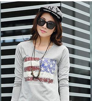 时尚韩版打底衫批发适合促销的打底衫批发秋季低价的打底衫批发