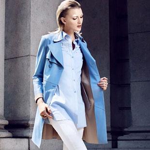 欧兰卡女装赋予都市女性形象 诚邀您的加盟