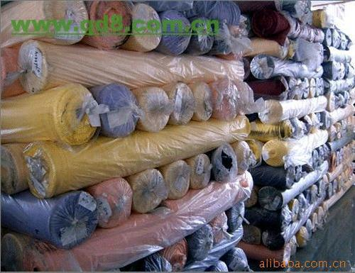 高价回收,里布 面料 羽绒 拉链 毛领帽条 丝绸毛料