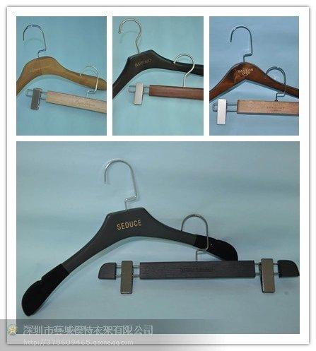 专业生产时装展示道具\时装模特\木制衣架