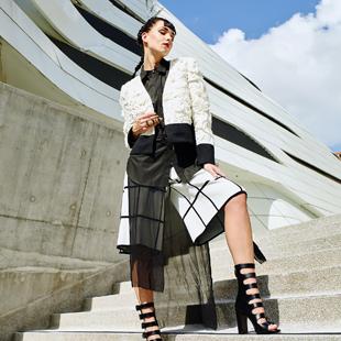 【睿真女装】-国际的精美剪裁、精益求精的制作工艺