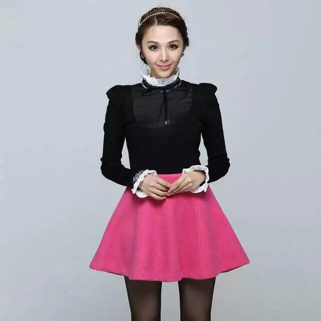 深圳品牌女装折扣尾货批发品牌针织衫两万件便宜清货