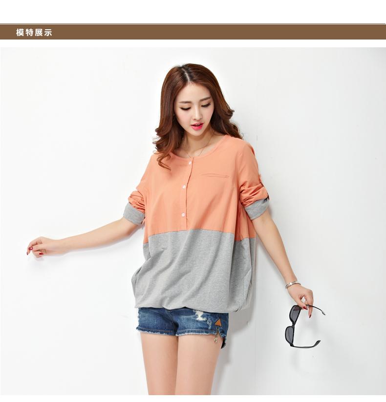 广州品牌女装 秋装长袖T恤批发直销