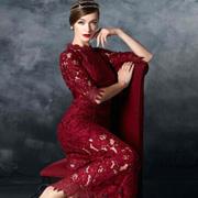 低调奢华、优雅自信-首选经典故事女装