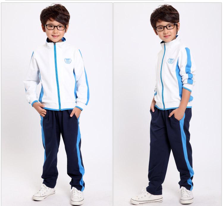 2015上海春秋季中学生运动装校服