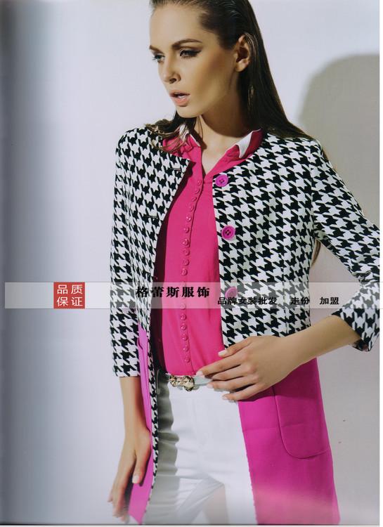 批发品牌折扣女装依贝奇到深圳最大的尾货批发市场 格蕾斯
