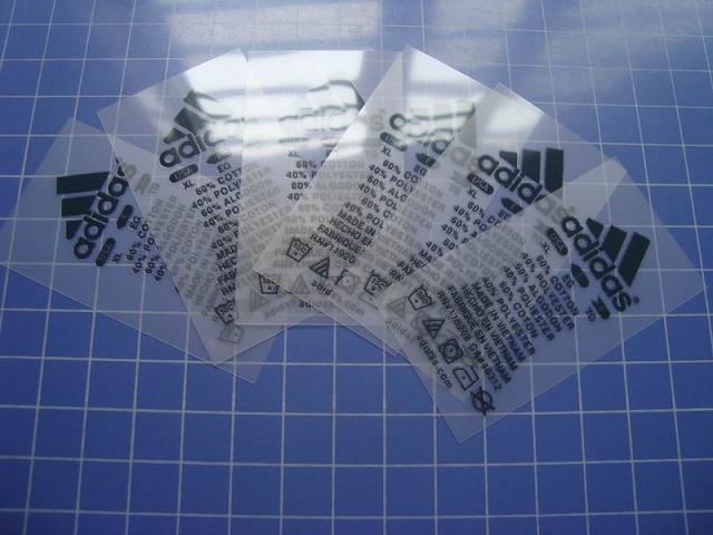无感应童装烫标 转印标 洗水标 内容不限