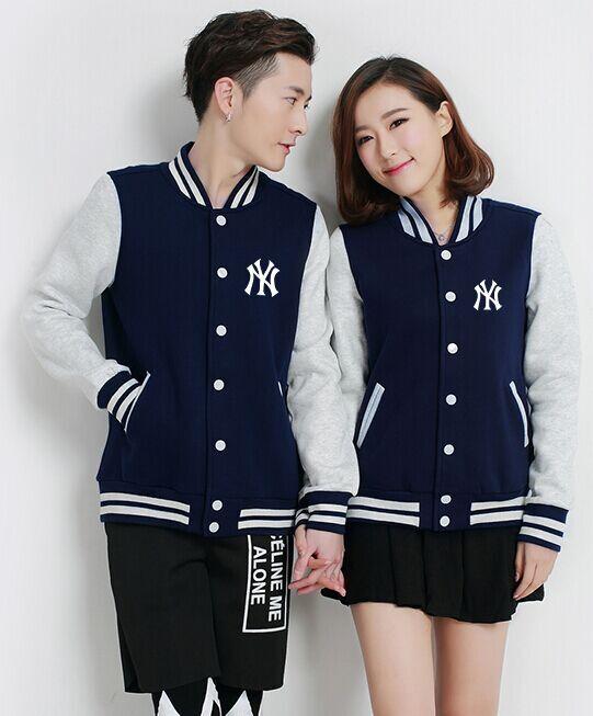 2015棒球服批发时尚女装棒球服微商女装秋冬装货源网上棒球服货源纯棉棒球服批发