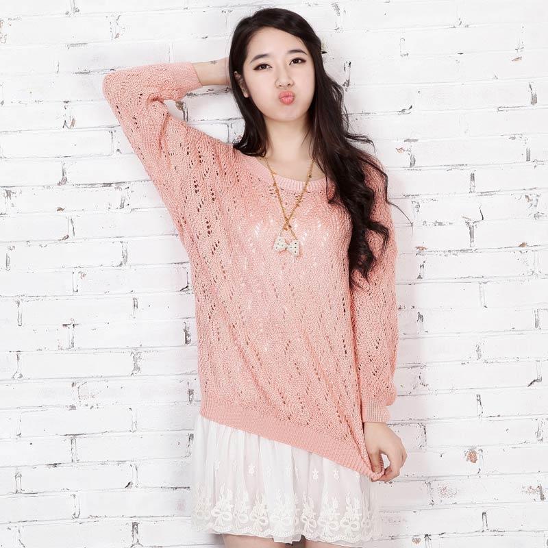 湖南时尚便宜女装毛衣库存批发 广州哪里有女式毛衣批发