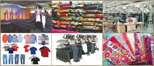 2015年越南河內國際紡織面料博覽會