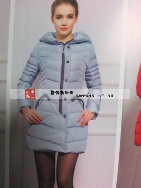 冬款批发帛珂女装/流行女装新款/品牌折扣服装尾货批发