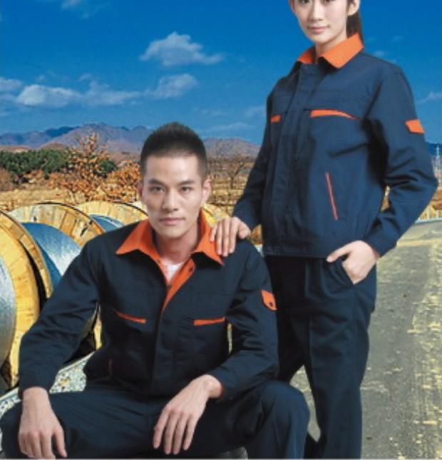 重庆反光工作服定制 想买畅销的防护工作服,就到格林豪服饰