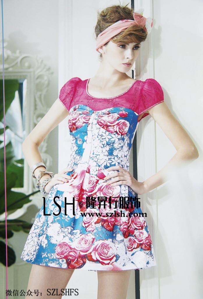 台湾赫帝高端品牌女装 品牌女装尾货批发走份另有台湾郭佩玲