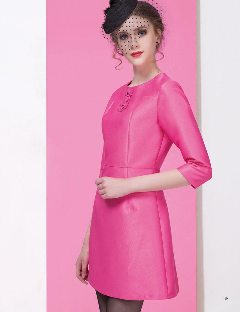 2015年加盟最火爆的日韩时尚女装 首选容悦女装