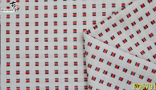 北京布衣纺格子面料F05791
