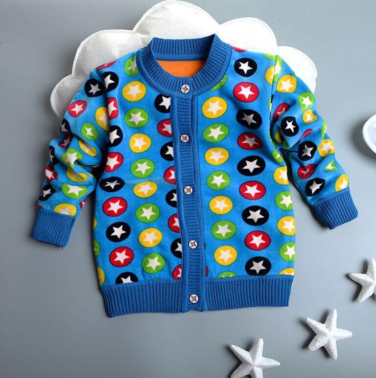 童装2015秋季韩版男童女童多色双面绒拉链开衫外套童外套批发1-5岁童装卫衣外套批发