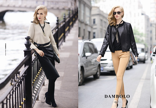 丹比奴品牌女装店,销售业绩一路飘红