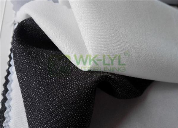 轻薄型双点布衬-耐水洗布衬销售-工厂批发50D布衬