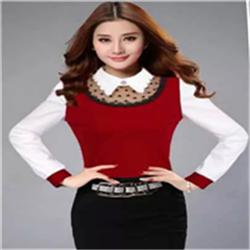 提供广州虎门最便宜的女装长袖