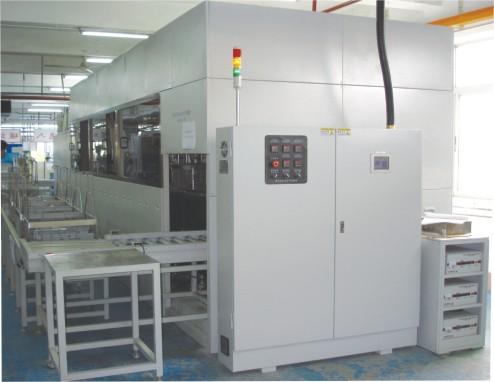 环保碳氢真空清洗干燥机
