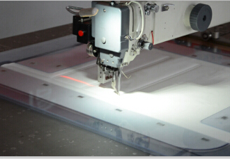 阿玛尼科技全自动模板缝纫机