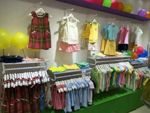 童装品牌加盟,首选萨米奇童装