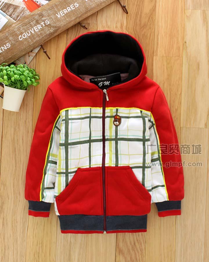 韩版保暖棉衣批发适合秋冬穿的保暖童装外套批发童装长袖棉衣外套批发市场