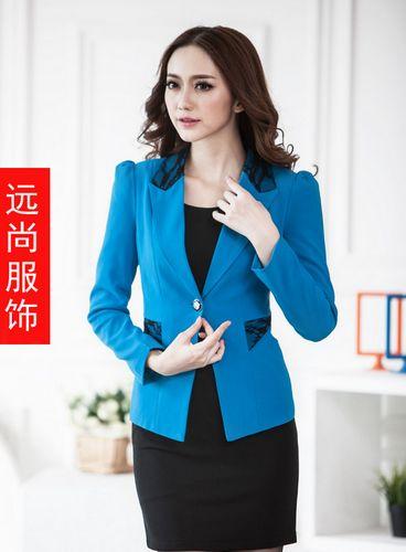 2015年最便宜女士西装批发最好卖尾货棉衣外套批发