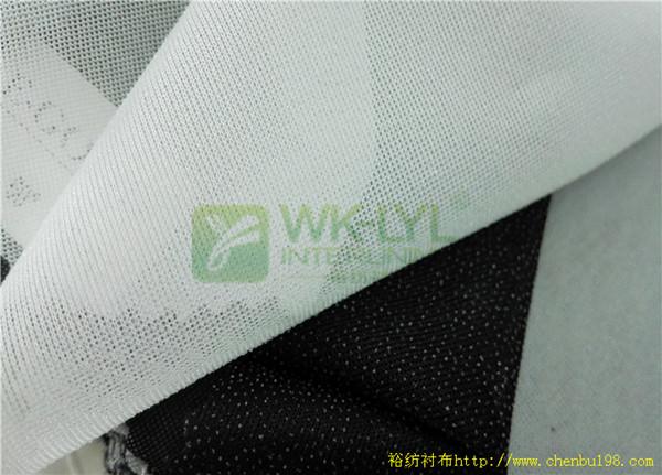 供应单面带胶衬布-裕纺工厂直销优质单面带胶衬布