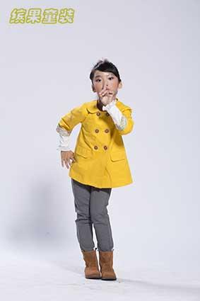 童装加盟店童装加盟代理缤果童装
