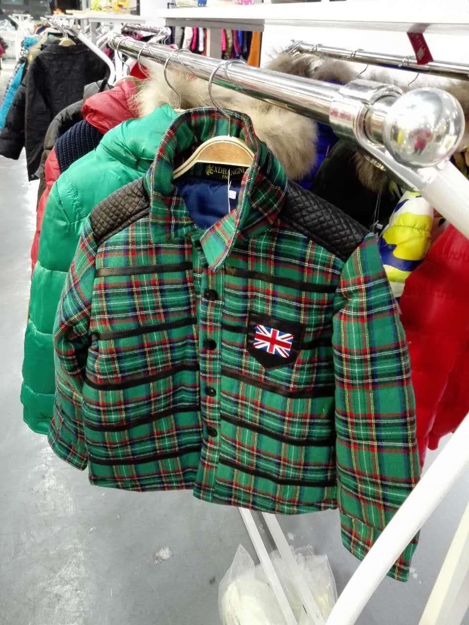 童装品牌折扣批发 广州童装秋冬装一手货源厂家库存现货