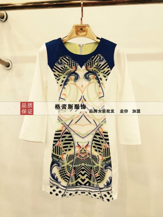 新款特价歌莉娅时尚大牌30件起混批